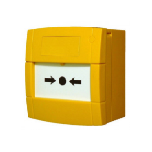 Aizsardzības sistēmu iedarbināšanas poga MCP3A-Y000SF